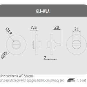 Linz Toilet Nozzle Spain